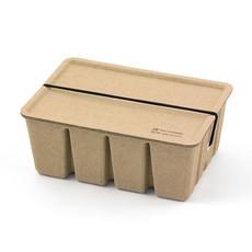 MIDORI Pulp Card Box