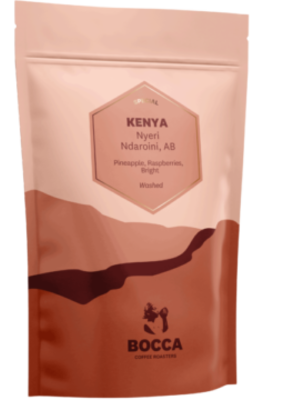 Bocca BOCCA Kenya AB 250gr