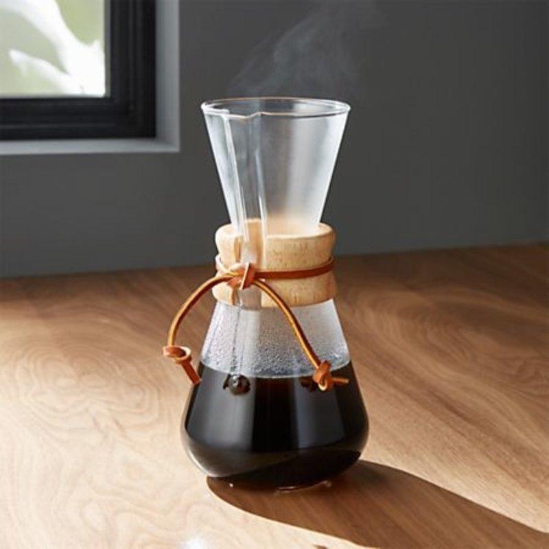 CHEMEX coffeemaker 3 cups