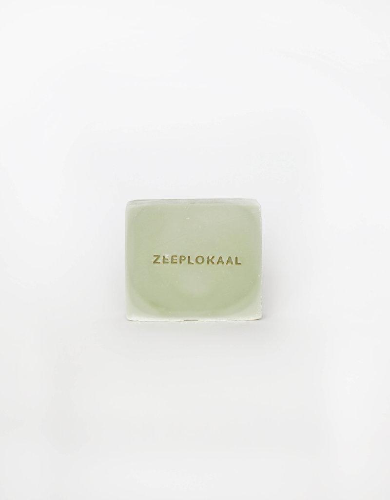Zeeplokaal ZEEPLOKAAL groene klei & bergamot 130gr