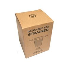 ZERO WASTE CLUB ZWC Tea strainer reusable