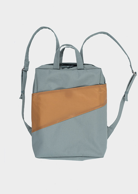 Susan Bijl SUSAN BIJL Backpack one-size grey-camel