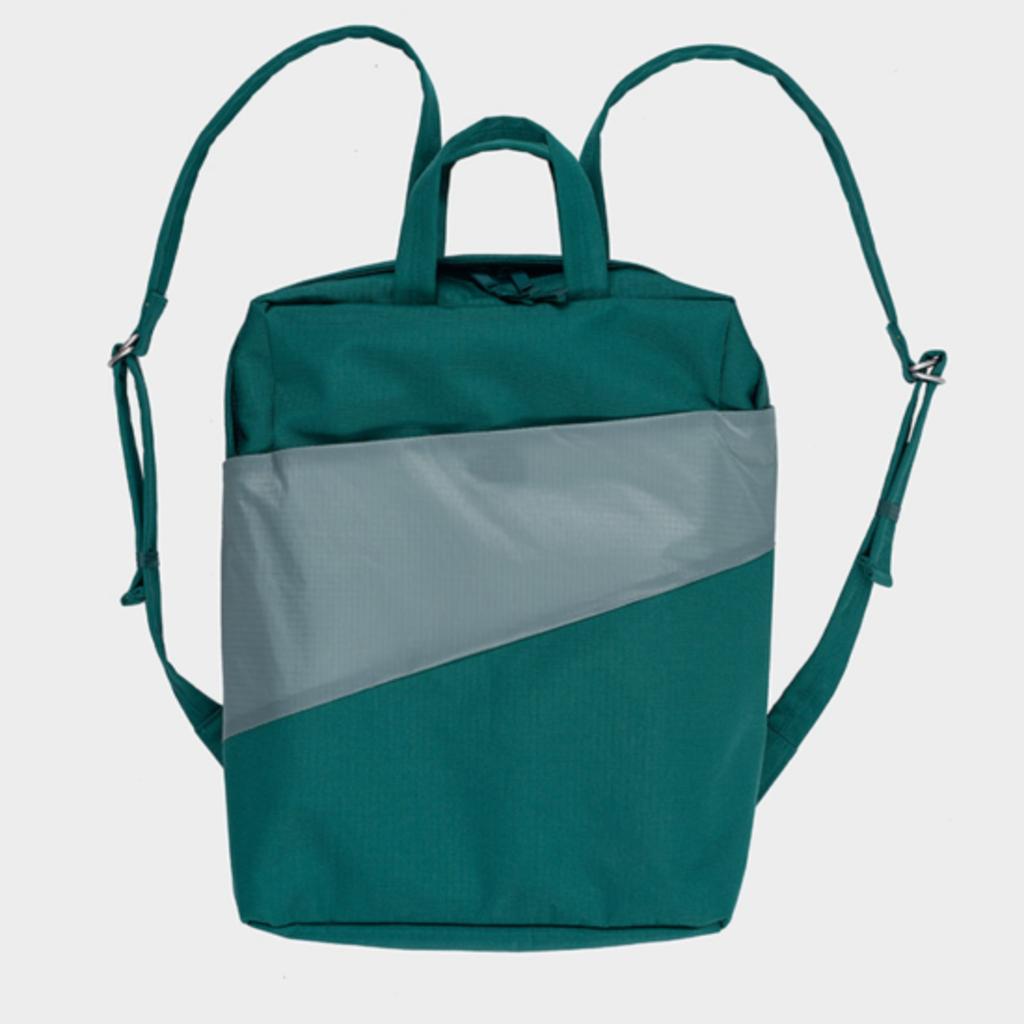 SUSAN BIJL SUSAN BIJL Backpack one-size pine-grey