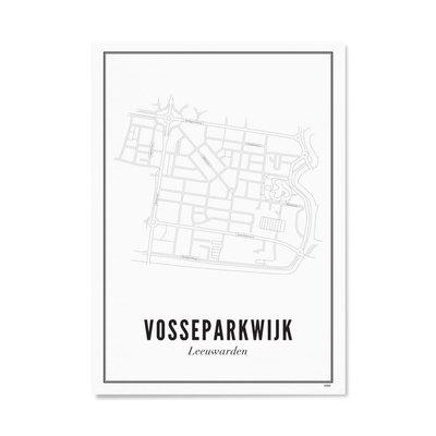 WIJCK WIJCK poster Leeuwarden Vossepark