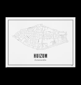 WIJCK WIJCK poster Leeuwarden Huizum