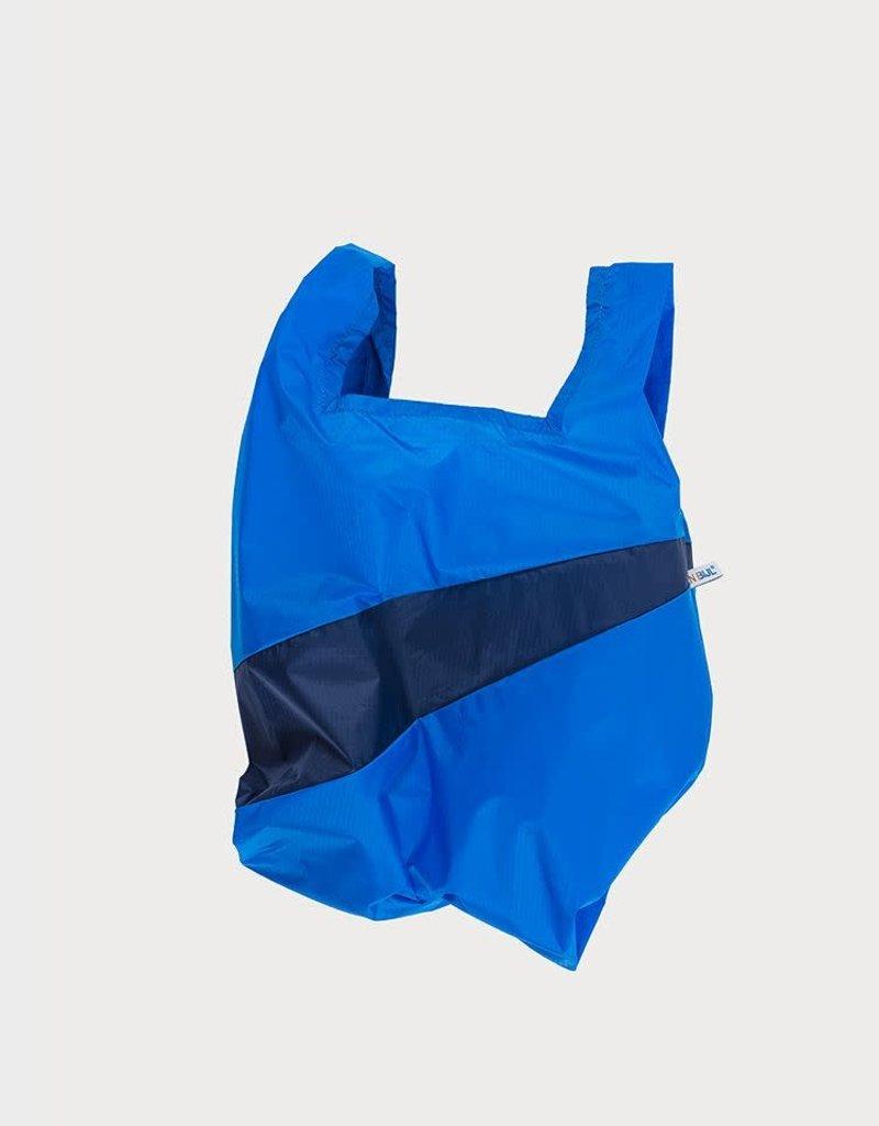 Susan Bijl SUSAN BIJL Shoppingbag blue-navy