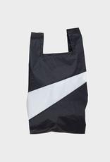 Susan Bijl SUSAN BIJL Shoppingbag black-white