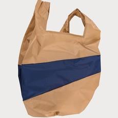 SUSAN BIJL SUSAN BIJL Shoppingbag camel-navy