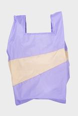 Susan Bijl SUSAN BIJL Shoppingbag lilac-cees
