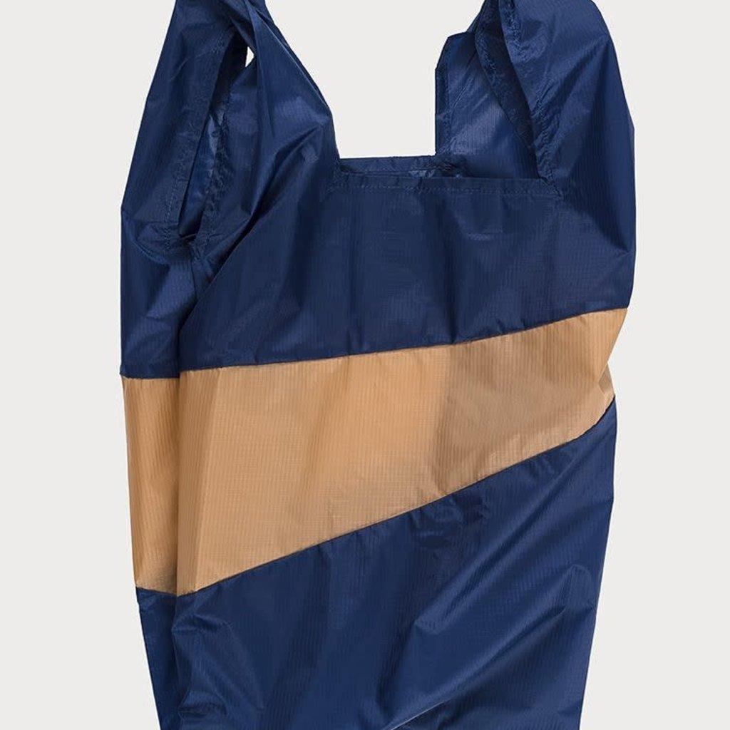 SUSAN BIJL SUSAN BIJL Shoppingbag navy-camel