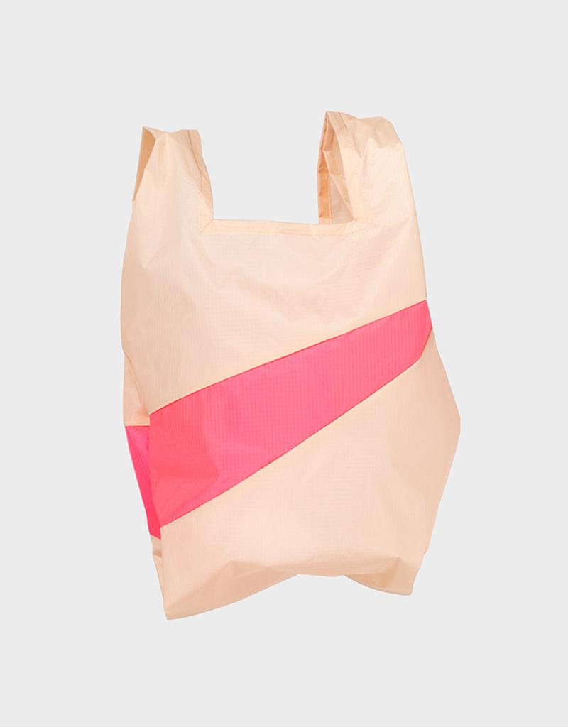Susan Bijl SUSAN BIJL Shoppingbag peach-fluo pink