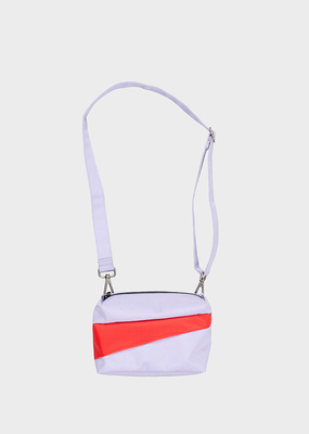 Susan Bijl SUSAN BIJL Bum Bag Lavender-red light