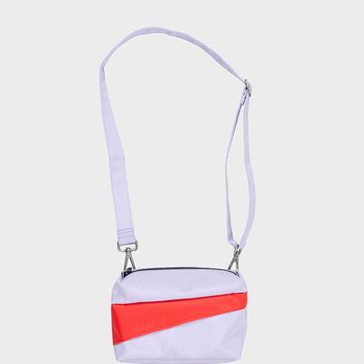 SUSAN BIJL SUSAN BIJL Bum Bag Lavender-red light