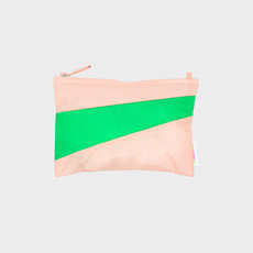 SUSAN BIJL SUSAN BIJL Pouch powder-greenscreen
