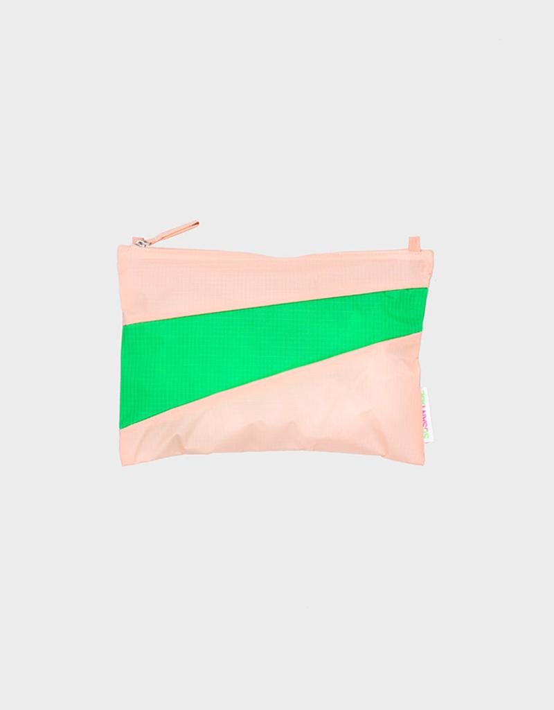Susan Bijl SUSAN BIJL Pouch powder-greenscreen