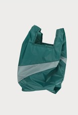 Susan Bijl SUSAN BIJL Shoppingbag pine-grey