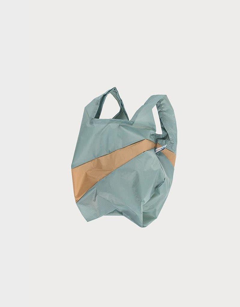 SUSAN BIJL SUSAN BIJL Shoppingbag Grey-camel