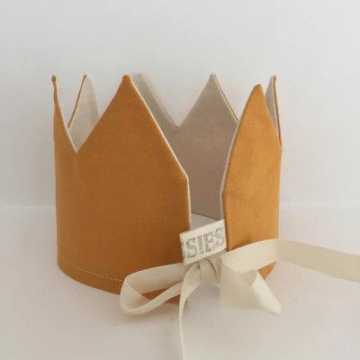 SUUSSIES SUUSSIES crown Ocher