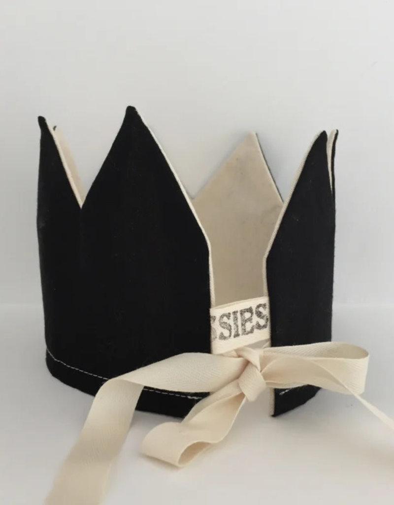 Suussies SUUSSIES crown Black