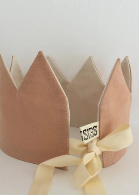 SUUSSIES SUUSSIES crown Peach