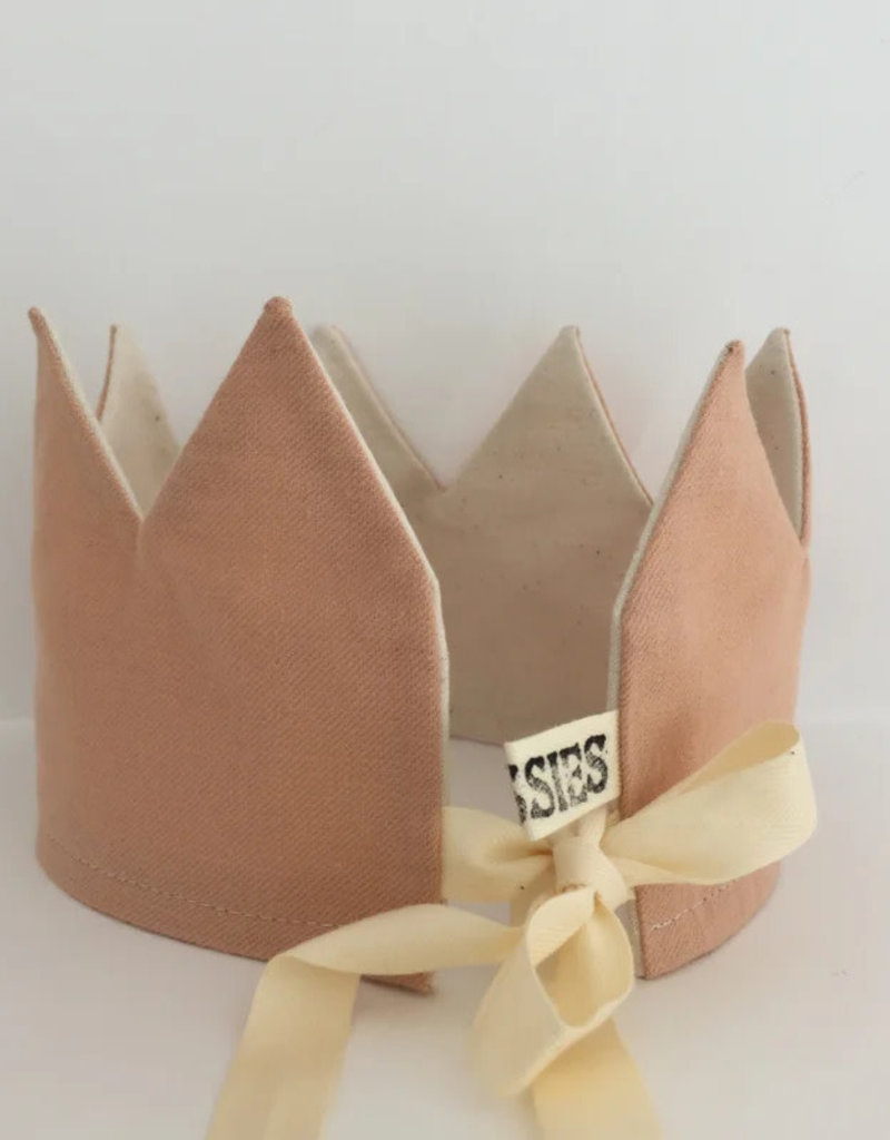 SUUSSIES SUUSSIES crown Peach
