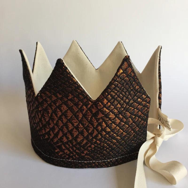 SUUSSIES SUUSSIES crown Brass