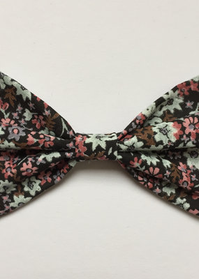 SUUSSIES SUUSSIES bow tie multi flower