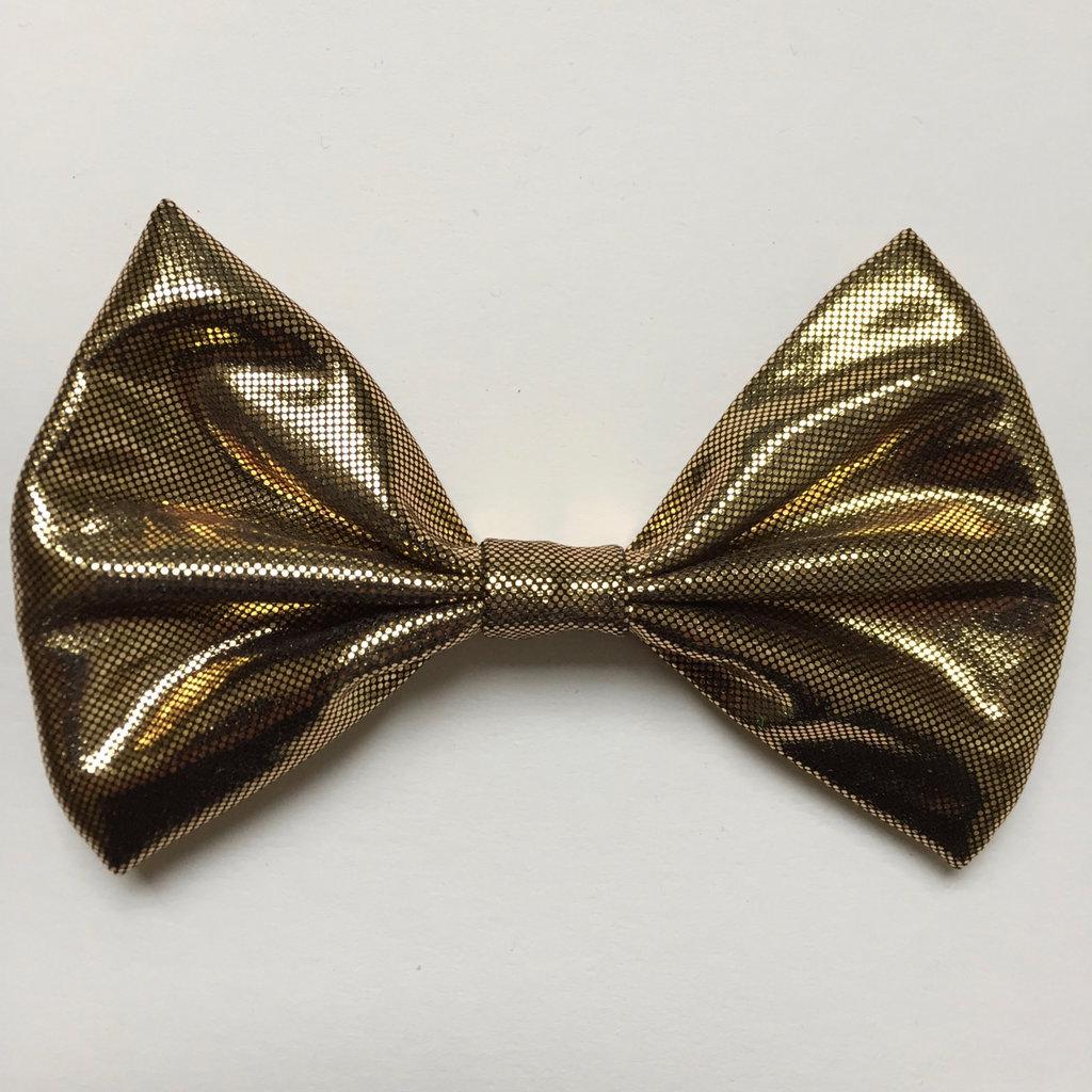 SUUSSIES SUUSSIES bow tie gold