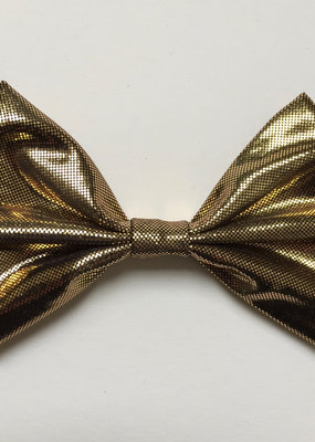 SUUSSIES SUUSSIES bow tie gold