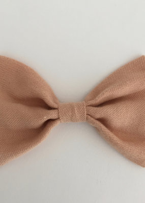 SUUSSIES SUUSSIES bow tie peach