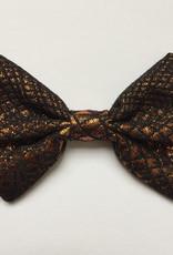 SUUSSIES SUUSSIES bow tie brass