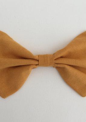 SUUSSIES SUUSSIES bow tie ocher