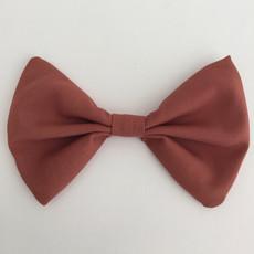 SUUSSIES SUUSSIES bow tie rust