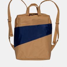 SUSAN BIJL SUSAN BIJL Backpack one-size camel-navy