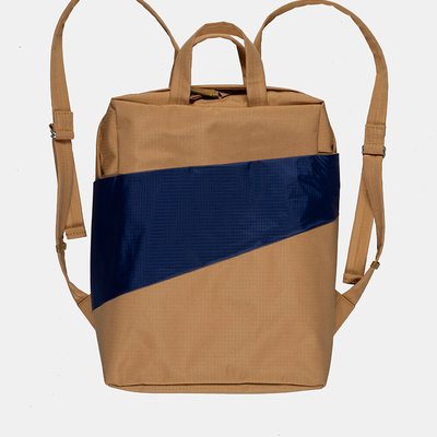 SUSAN BIJL SUSAN BIJL Backpack one-size camel-navy