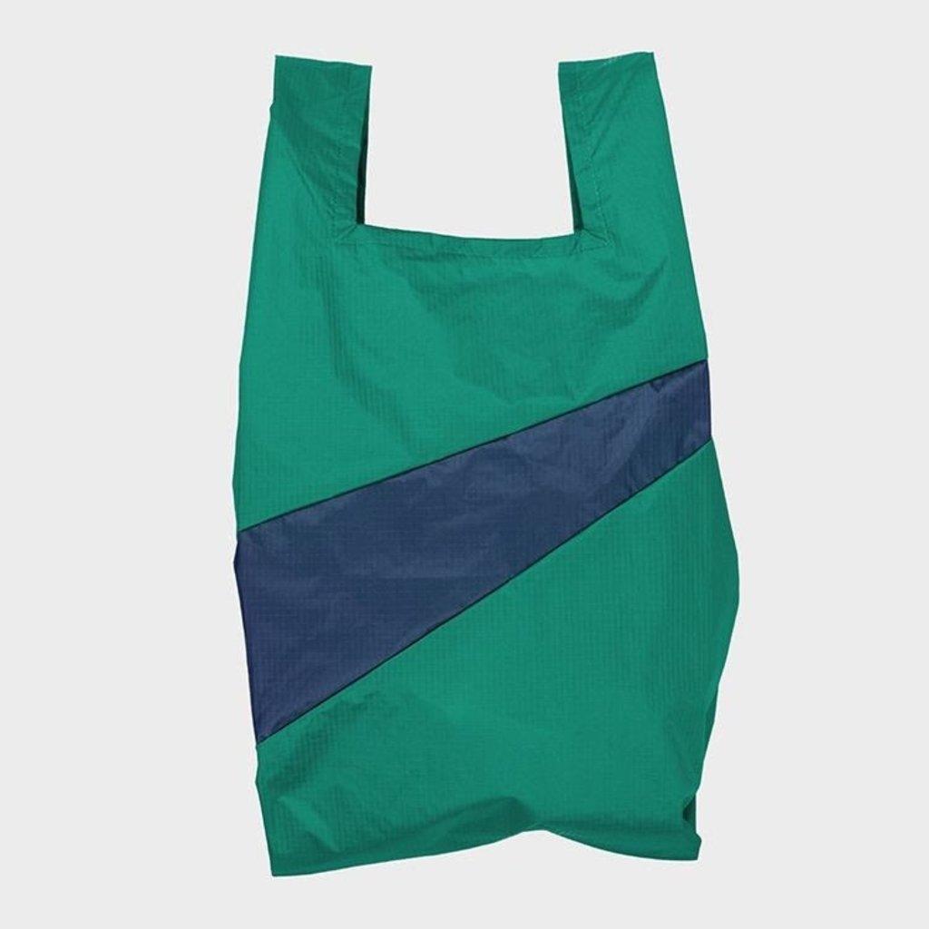SUSAN BIJL SUSAN BIJL Shoppingbag seaweed-ocean