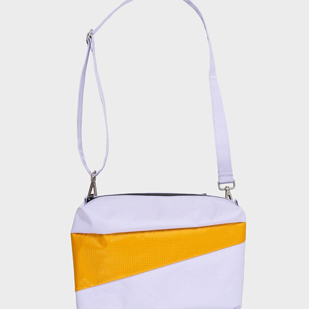 SUSAN BIJL SUSAN BIJL Bum Bag lavender-moutarde