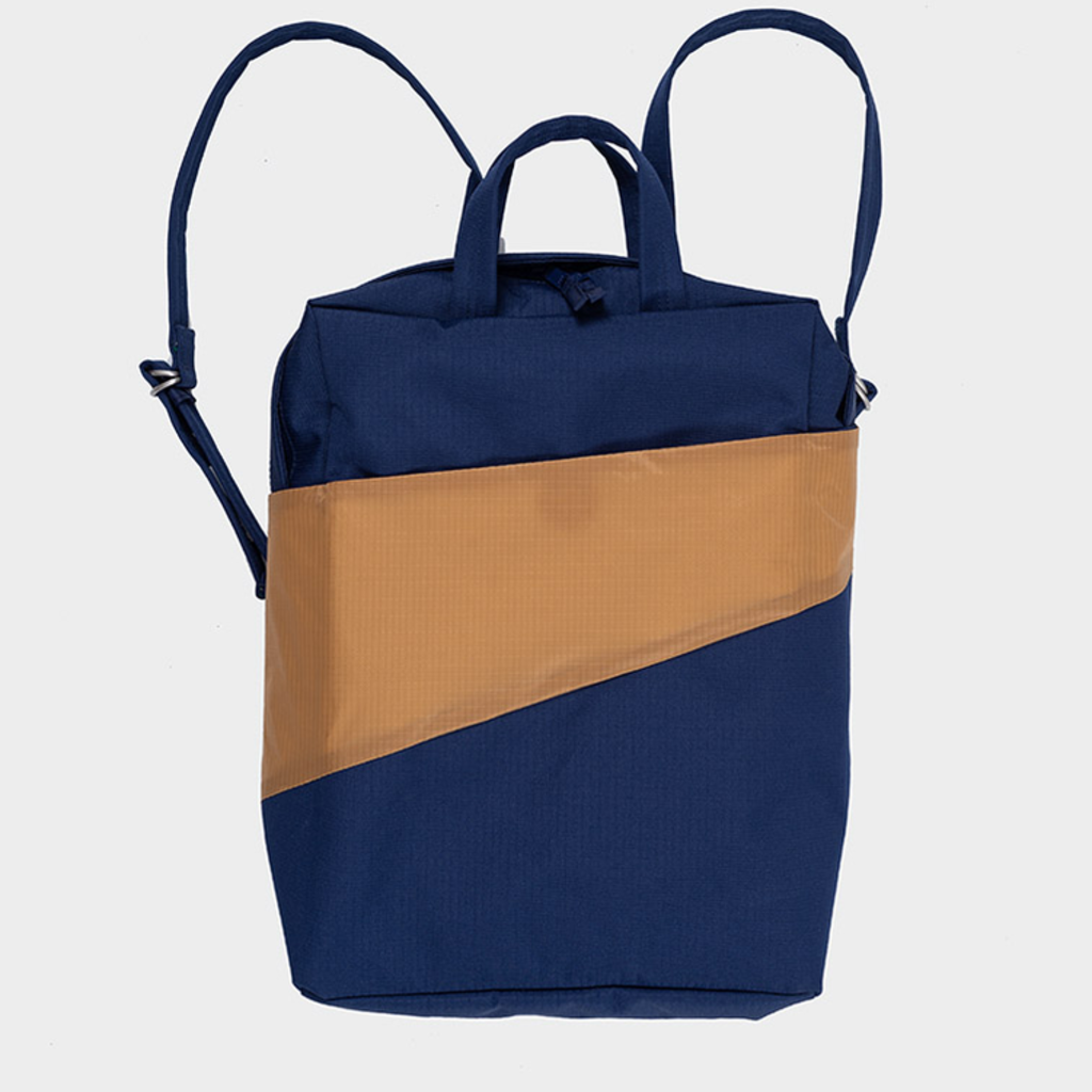 SUSAN BIJL SUSAN BIJL Backpack one-size navy-camel