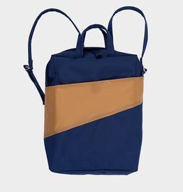 SUSAN BIJL SUSAN BIJL Backpack one-size navy-camel