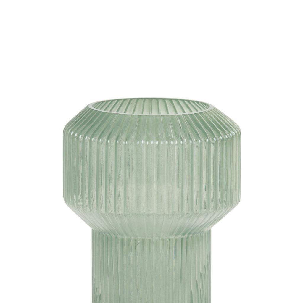 Vaas LEILA glas Ø16x23 cm