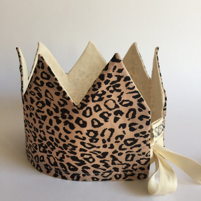 SUUSSIES SUUSSIES crown Leopard