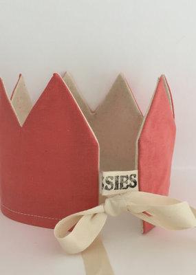 SUUSSIES SUUSSIES crown Pink