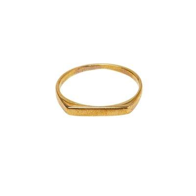 Ring Zaha Brass