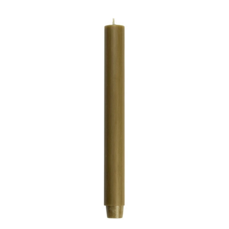 Dinerkaarsen 2,6×30 cm muskaat