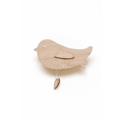 TED & TONE Musicbox bird