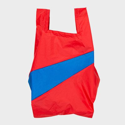 SUSAN BIJL SUSAN BIJL Shoppingbag redlight-blueback