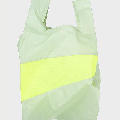 SUSAN BIJL SUSAN BIJL Shoppingbag pistachio-flou yellow