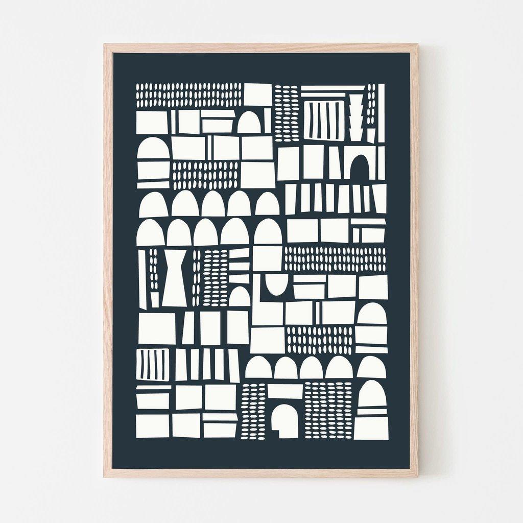 Poster | geometric 03