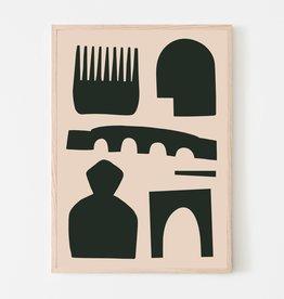 SILVIA VISSCHER Poster   visual souvenirs B03