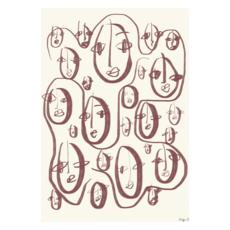 PAPER COLLECTIVE Paper Collective Random faces